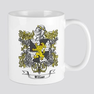 Williams Family Crest 2 Mugs