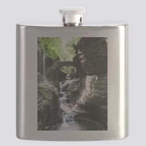 Watkins Glen, NY Flask
