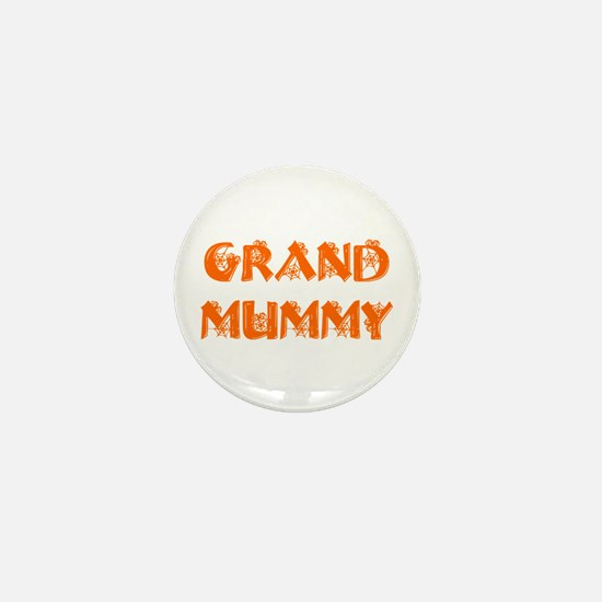 grand-mummy-hs-orange Mini Button