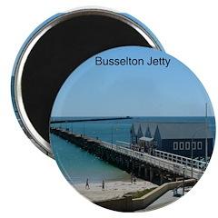 Busselton Jetty Magnet