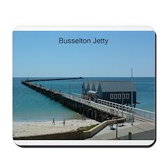 Busselton Jetty Mousepad