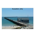 Busselton Jetty Postcards (Package of 8)