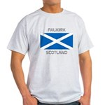 Falkirk Scotland Light T-Shirt