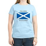 Falkirk Scotland Women's Light T-Shirt