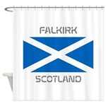 Falkirk Scotland Shower Curtain