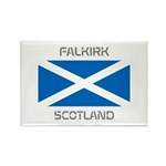 Falkirk Scotland Rectangle Magnet (100 pack)