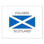 Falkirk Scotland Small Poster
