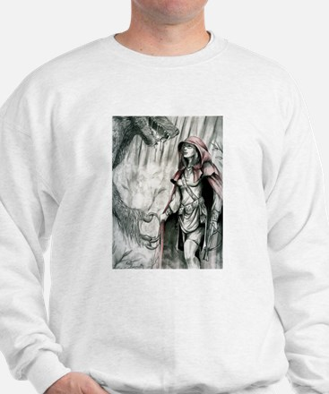 Red Riding Hoods Revenge Sweatshirt