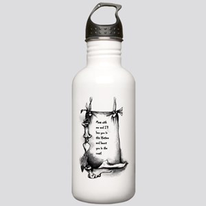 Mess With Me? Water Bottle