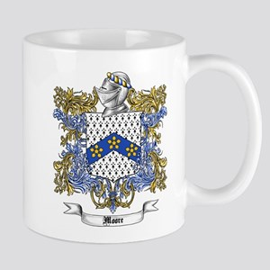 Moore Family Crest 2 Mugs