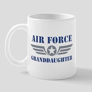 Air Force Granddaughter Mug