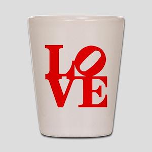 love2 Shot Glass