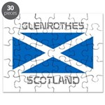Glenrothes Scotland Puzzle