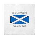 Glenrothes Scotland Queen Duvet