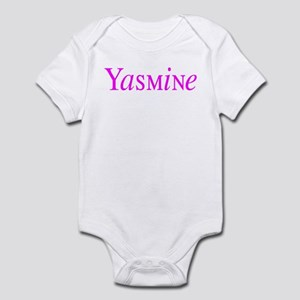 Yasmine Infant Bodysuit