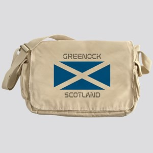 Greenock Scotland Messenger Bag