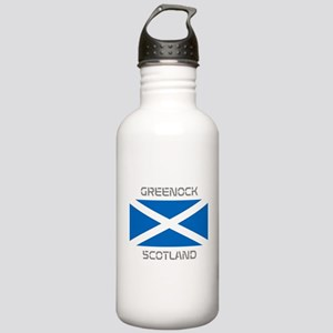 Greenock Scotland Stainless Water Bottle 1.0L
