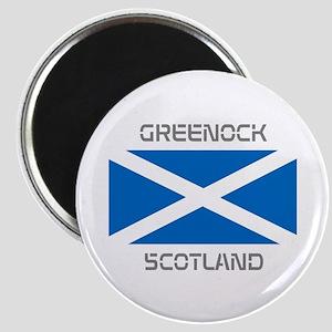 Greenock Scotland Magnet