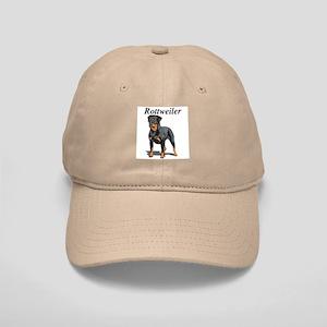 Rottweiler Title Cap
