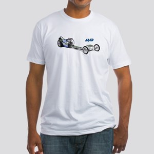 Blue Fuel Dragster T-Shirt