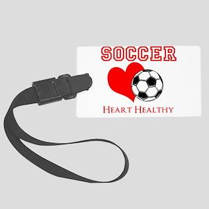 Heart Healthy Luggage Tag