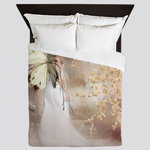 Fantasy Fairy Imbolc Spirit Queen Duvet