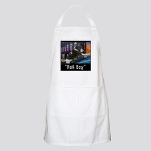 Fat Boy Rides Again BBQ Apron