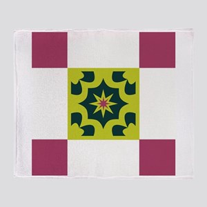 MARRAKESH Throw Blanket
