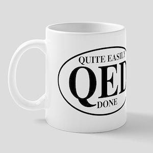 Quite Easily Done Mug