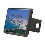 Honolulu Rectangular Hitch Cover