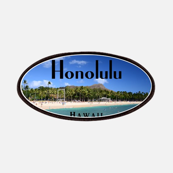 Honolulu Patches