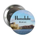 "Honolulu 2.25"" Button"