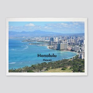 Honolulu 5'x7'Area Rug