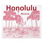 Honolulu King Duvet