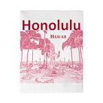 Honolulu Twin Duvet