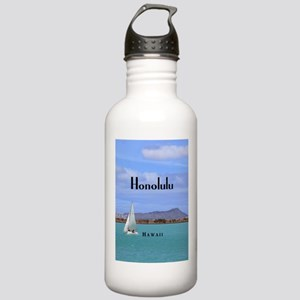 Honolulu Stainless Water Bottle 1.0L