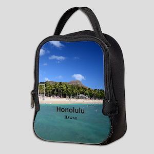 Honolulu Neoprene Lunch Bag