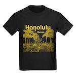 Honolulu Kids Dark T-Shirt