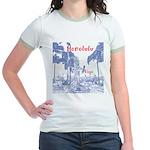 Honolulu Jr. Ringer T-Shirt