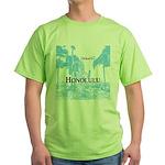 Honolulu Green T-Shirt