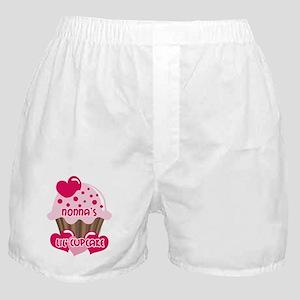 Nonna's Lil' Cupcake Boxer Shorts