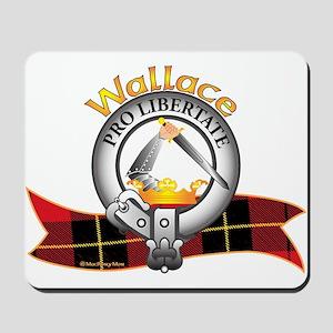Wallace Clan Mousepad