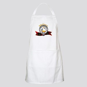 Wallace Clan Apron