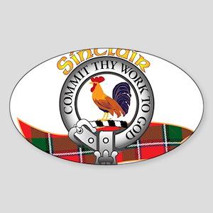 Sinclair Clan Sticker