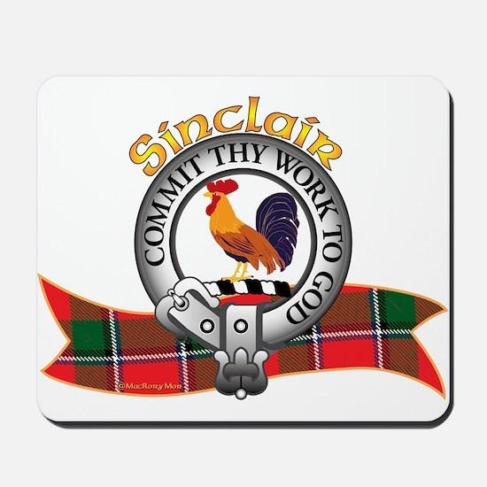 Sinclair Clan Mousepad