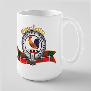 Sinclair Clan Mugs