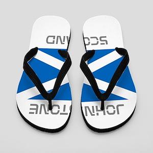 Johnstone Scotland Flip Flops