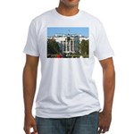 White House - Fitted T-Shirt