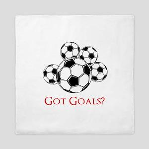 Got Goals Queen Duvet