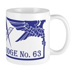 Masonic Waterloo Lodge Wisconsin Mug